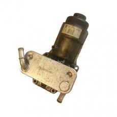 Ölfiltergehäuse mit Kühler 9117790 90573476 für Opel Omega B 2,2Dti (Saab 9-5)