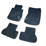 Fußmattenset grau für Nissan Micra K11