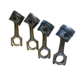 4 Zylinderkolben R90400235 mit Pleuelst. für Opel 2,2Dti Y22DTH