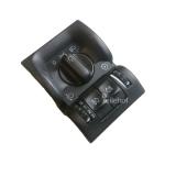 Lichtschalter LWR 09228133 für Opel Vectra B